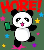 CULIPA - Cute Little Panda sticker #7758164