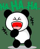 CULIPA - Cute Little Panda sticker #7758166