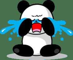 CULIPA - Cute Little Panda sticker #7758170