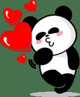 CULIPA - Cute Little Panda sticker #7758176