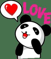 CULIPA - Cute Little Panda sticker #7758177