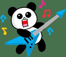 CULIPA - Cute Little Panda sticker #7758182