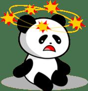 CULIPA - Cute Little Panda sticker #7758197