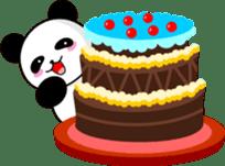 CULIPA - Cute Little Panda sticker #7758198