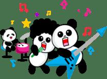 CULIPA - Cute Little Panda sticker #7758202