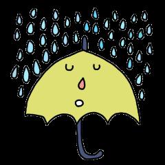 雨の日(そらもよう)