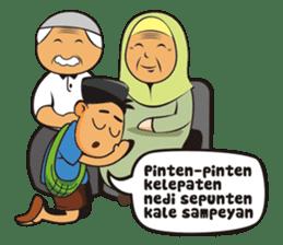 Somat in idul adha sticker #7761617