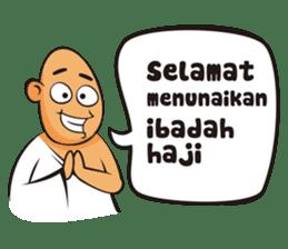 Somat in idul adha sticker #7761625