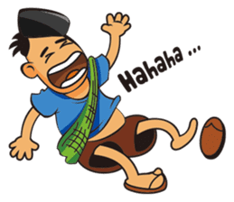 Somat in idul adha sticker #7761646