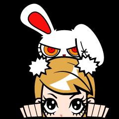 ayupan x Bloody Bunny