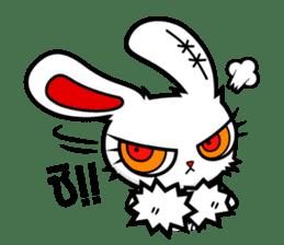 ayupan x Bloody Bunny sticker #7780152