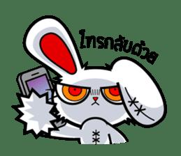 ayupan x Bloody Bunny sticker #7780163