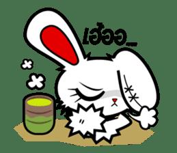 ayupan x Bloody Bunny sticker #7780174