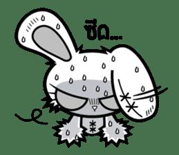 ayupan x Bloody Bunny sticker #7780179
