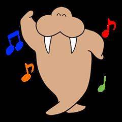 walrus?