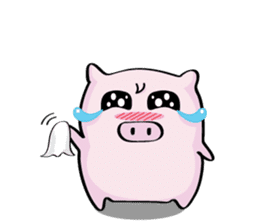 Gotpig (English Ver.) sticker #7782475