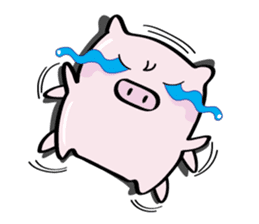 Gotpig (English Ver.) sticker #7782476