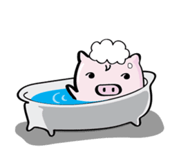 Gotpig (English Ver.) sticker #7782490