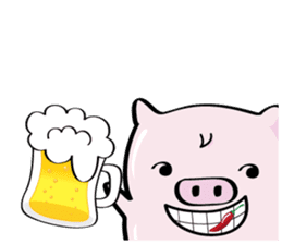 Gotpig (English Ver.) sticker #7782492