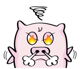 Gotpig (English Ver.) sticker #7782493