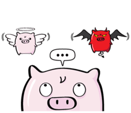 Gotpig (English Ver.) sticker #7782501