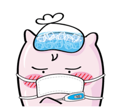 Gotpig (English Ver.) sticker #7782502