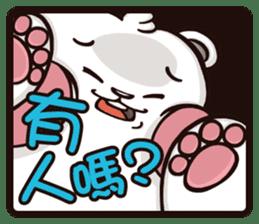 Plastic Bear Continue On977 Vol.2 sticker #7783480