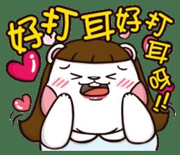 Plastic Bear Continue On977 Vol.2 sticker #7783490
