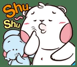 Plastic Bear Continue On977 Vol.2 sticker #7783499