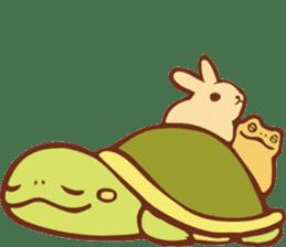 Because turtle sticker #7788948