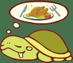 Because turtle sticker #7788949