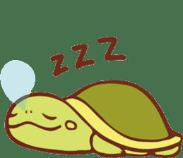 Because turtle sticker #7788951