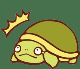 Because turtle sticker #7788952