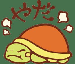 Because turtle sticker #7788953