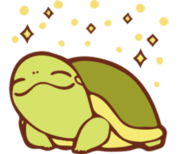 Because turtle sticker #7788956