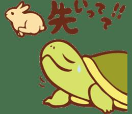 Because turtle sticker #7788957