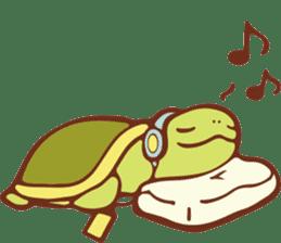 Because turtle sticker #7788958