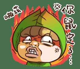 BOBOYA (collapse version) sticker #7793179