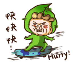 BOBOYA (collapse version) sticker #7793185