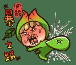 BOBOYA (collapse version) sticker #7793195