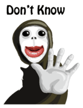 Kurodukin 3 English version sticker #7793433