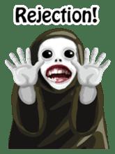Kurodukin 3 English version sticker #7793434