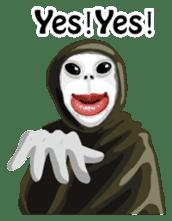 Kurodukin 3 English version sticker #7793446