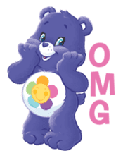 Care Bears sticker #7796855