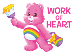 Care Bears sticker #7796873