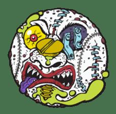 MadBalls sticker #7797176