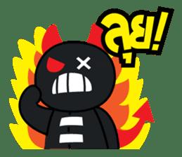 Devil Za sticker #7802383