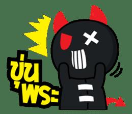 Devil Za sticker #7802392