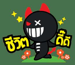 Devil Za sticker #7802394