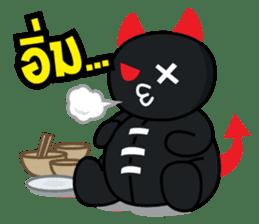Devil Za sticker #7802397